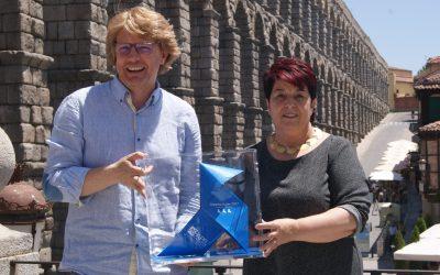 La Pajarita Azul llega a Segovia en plenas fiestas
