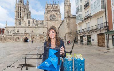 La Pajarita Azul promueve el reciclaje en Burgos