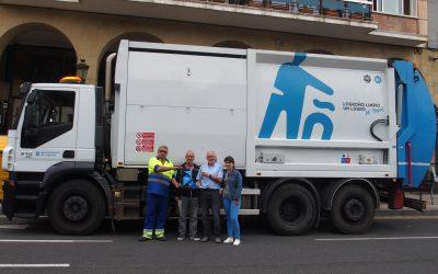 La Pajarita Azul sigue el camino en Logroño