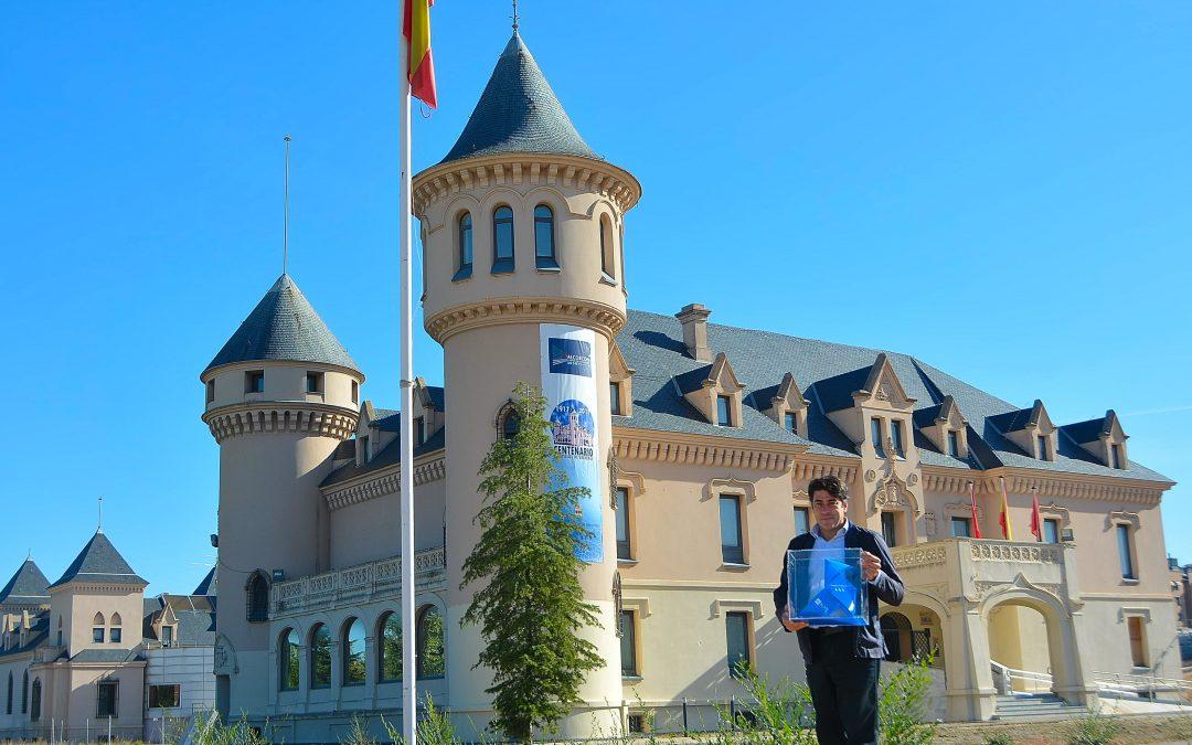 La Pajarita Azul, en un castillo de cuento en Alcorcón