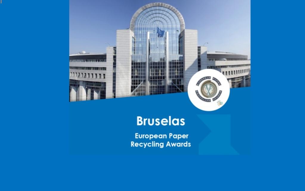 ¿Ganaremos el Premio Europeo de Reciclaje de Papel?