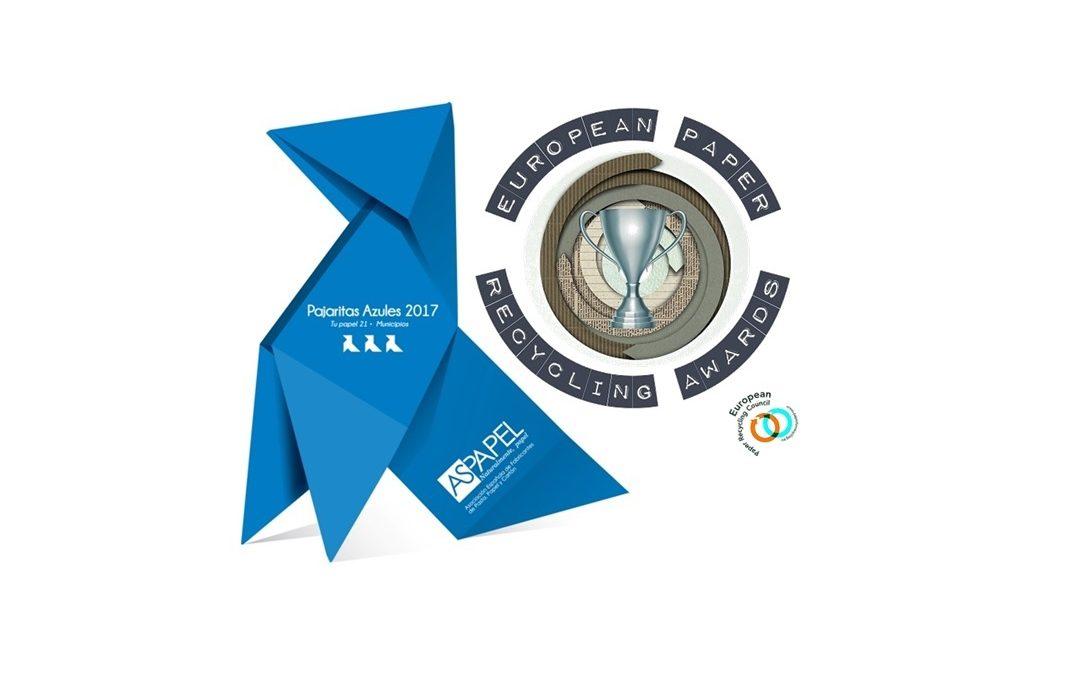 La Pajarita Azul regresa laureada del Parlamento Europeo
