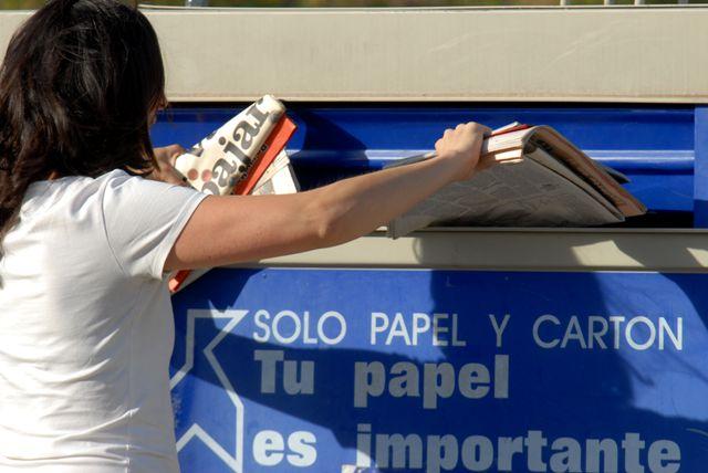 La calidad del material recogido, el nuevo reto en la economía circular del papel y el cartón