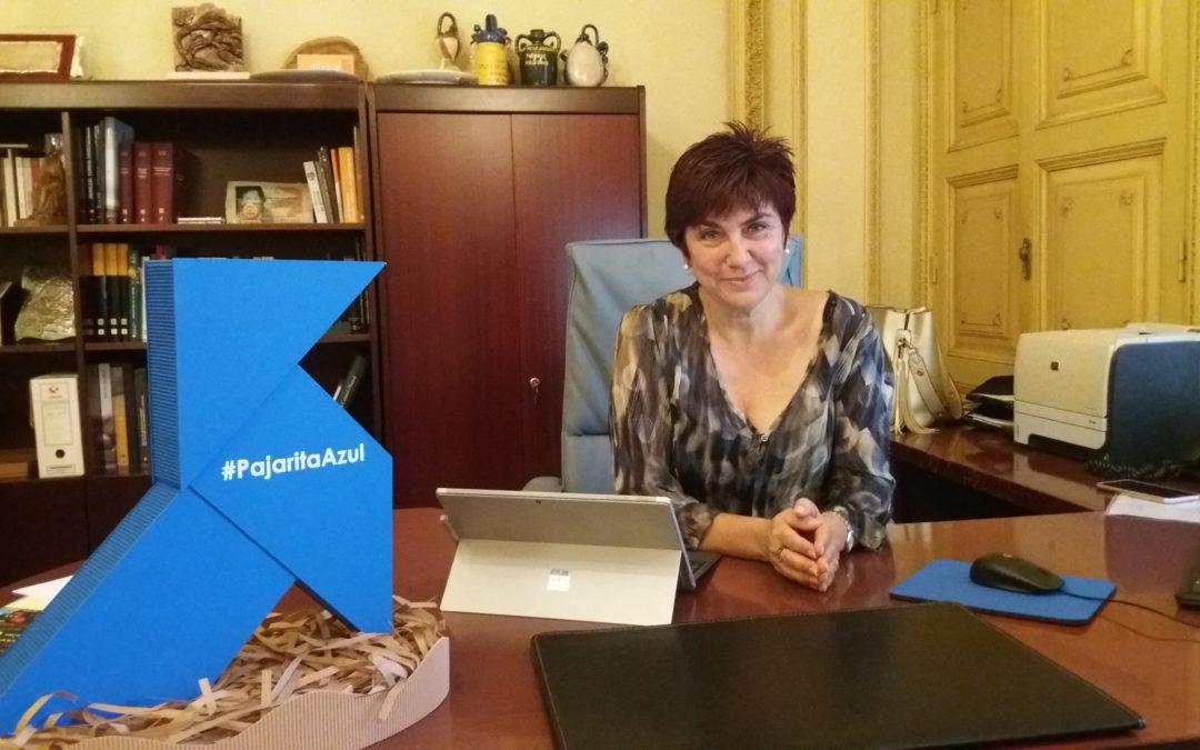 El Consell Comarcal de l'Alt Empordà ofrece a la Pajarita Azul anidar en el nuevo CTR