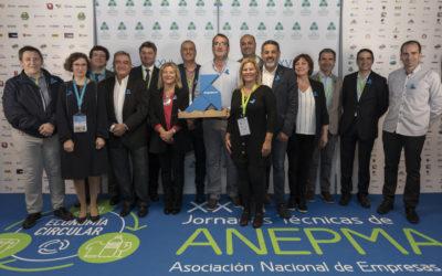 Pajarita Azul participa en Gijón en las XXVI Jornadas Técnicas de ANEPMA