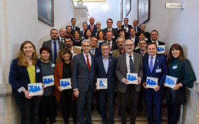 35 ayuntamientos reciben las Pajaritas Azules 2020 por la excelencia de su gestión