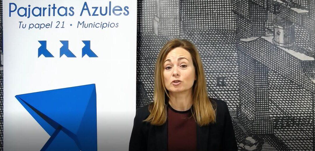 37 ayuntamientos premiados en la edición 2021 de Pajaritas Azules